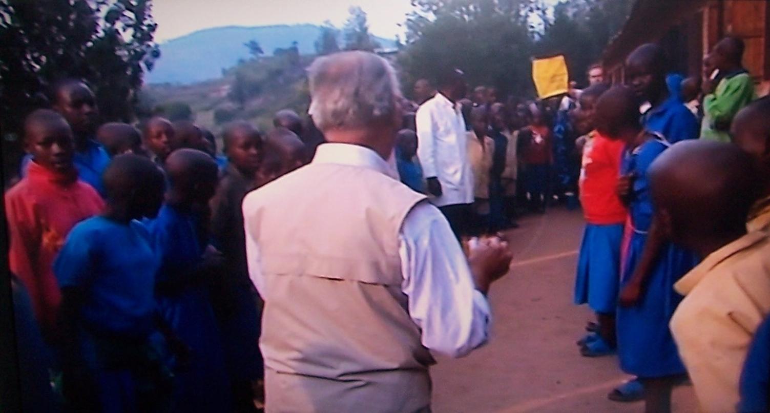 Rwanda estels 1997